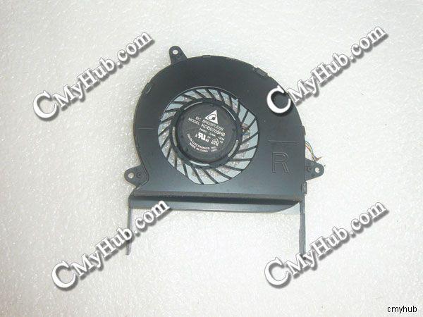 New For ASUS ZENBOOK U500 UX51VZ U51VZ Cooling Fans Left Right