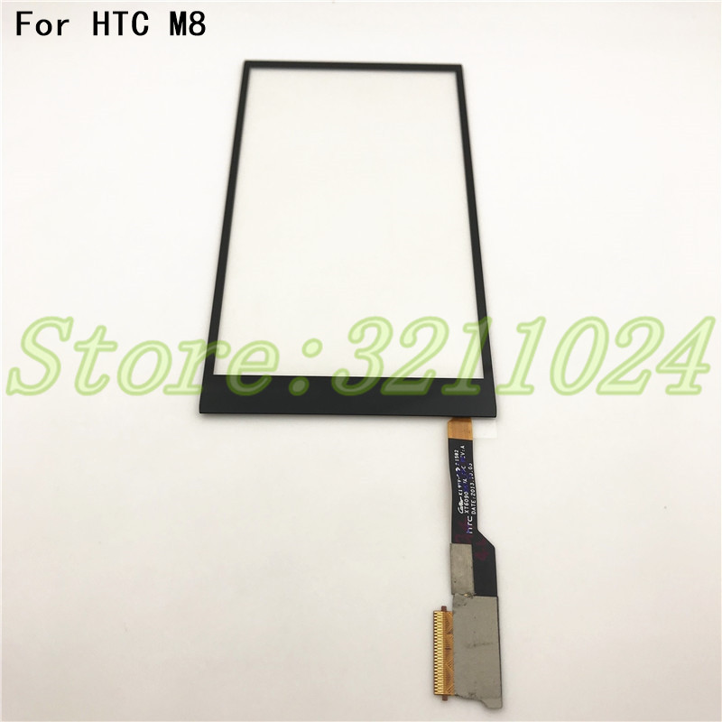 5.0 Touch Panel Touchscreen For HTC One M8 Touch Screen Digitizer Front Glass Sensor For HTC M8 with free shipping5.0 Touch Panel Touchscreen For HTC One M8 Touch Screen Digitizer Front Glass Sensor For HTC M8 with free shipping