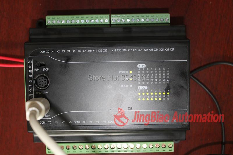 FX1N EX1N 40MR programmable logic controller 24 input 16 input 2AD 2DA 485 Modbus plc controller automation controls plc system