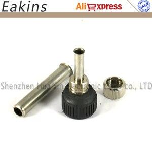 Image 3 - 14pcs Lead free Solder Iron Tip 900M T+Iron casing For HAKKO SAIKE ATTEN AOYUE YIHUA Soldering Rework Station Iron Tsui