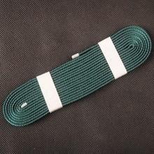 Высококлассный Профессиональный меч фитинг зеленый толстый Шелковый сагео шнур для самурайских ножей японский катана вакизаши Танто I5