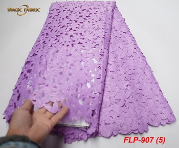 African Tulle Lace 2019 High Quality French Net Lace Fabric With Beads For Nigerian Wedding Dress   FLP-907