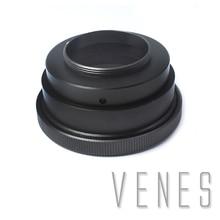 VENES 用ペンタコン 6 6 キエフ 60 木星マウントレンズに M42 ネジマウントカメラアダプタ、ペン。 tacon 6 に M42 カメラ