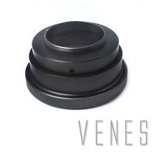 VENES anillo adaptador para pentacón 6 Kiev 60 lente de montaje Jumper a M42 adaptador de cámara de montaje de tornillo, para Pen.tacon 6 A M42 Cámara