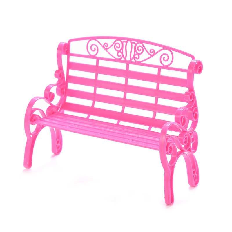 2016 Hot Sale Girl Kid Gift Double Chairs Chair Model For Doll Gift Toy Play House