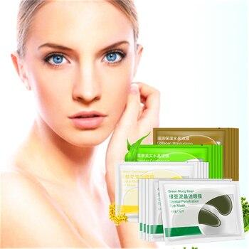 DISAAR 4pair/8pcs Upgraded Anti-Aging Eye Mask Skin Rejuvenation Serum Eye Patches