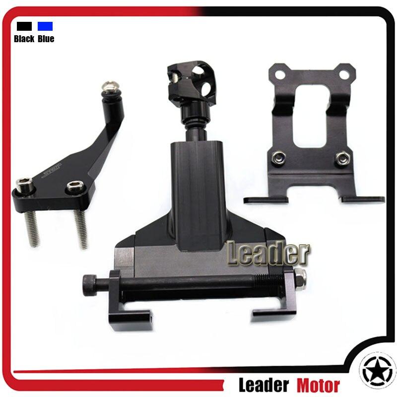 For YAMAHA MT-07/FZ-07 MT07/FZ07 2014-2016 of Steering Stabilizer Damper Mounting Bracket yamaha dbr15