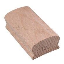 Yibuy 12# Guitar Fret Accurately Leveling Install Radius Sanding Block