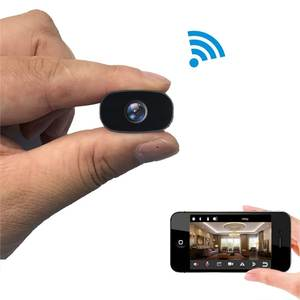 PNZEO Camera Tiny Video-Recorder Wifi Motion-Detectio Hidden Wireless 1080P HD W2 Remote-Monitor