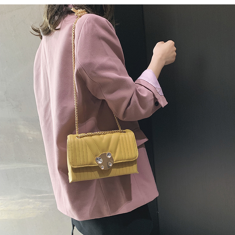 newest fashion bags bag women chain shoulder crossbody bag women's handbags (18)