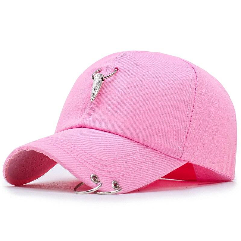 9a4d24b5a67 Women s Baseball Cap Hat Spring Summer Gold Caps Famous Brand Bone Gift  K-Pop