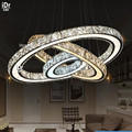 Круглые светодиодные светильники из нержавеющей стали для гостиной  столовой  современные  минималистичные  гостиничные  XXT-009
