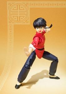 Image 4 - PrettyAngel   Genuine Bandai Tamashii Nations S.H.Figuarts Ranma 1/2 Ranma Saotome Action Figure