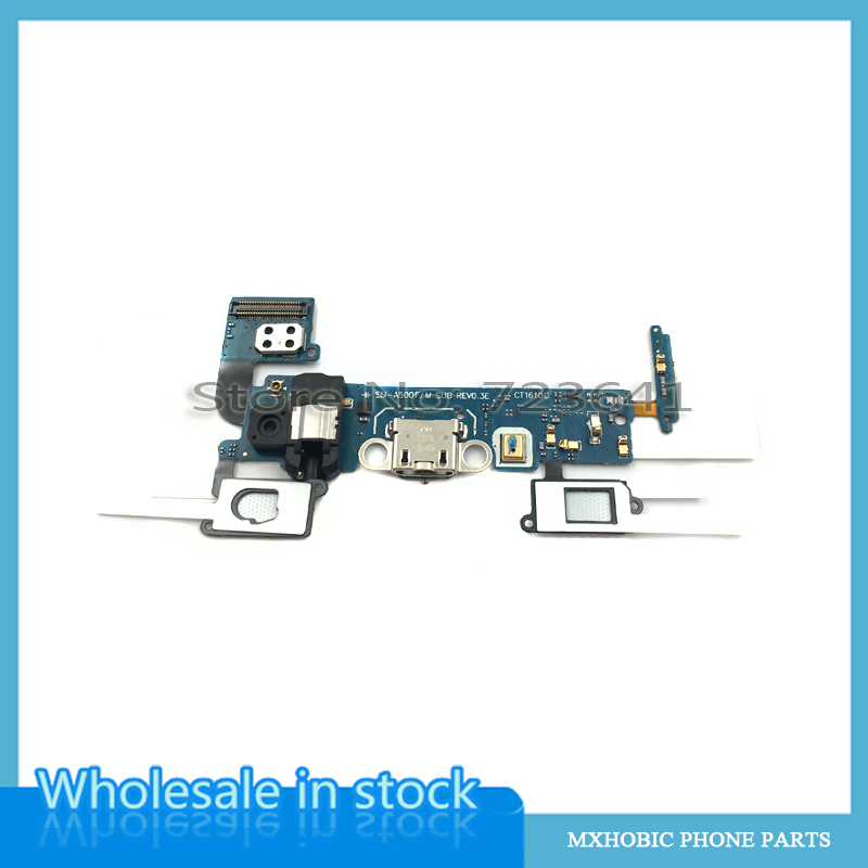 MXHOBIC Dock-Port Samsung Charging-Connector Flex-Cable Usb-Charger Galaxy for 5pcs/Lot