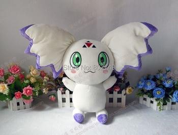 Digimon Adventure Culumon 100% Handmade Plush Toy Cosplay Props 40cm