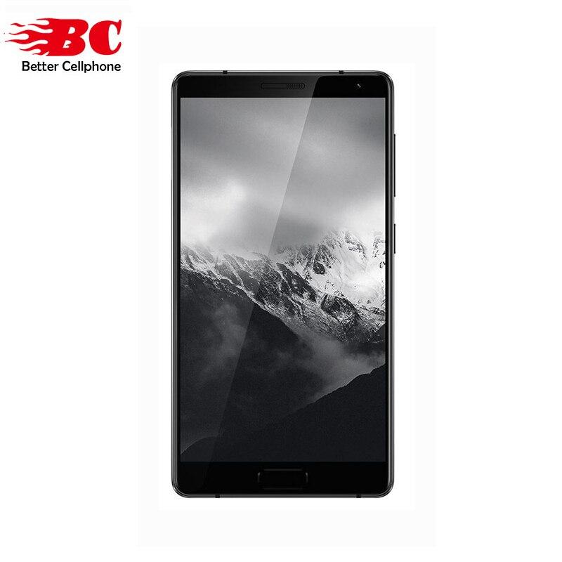 Original New Lenovo ZUK Edge Mobile Phone Snapdragon 821 Quad Core 2.35GHz 4G RAM 64G ROM 1920X1080P 5.5inch 13.0MP 4G LTE phone