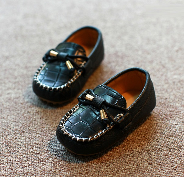 2016 Moccasins baby boys shoes 1 3