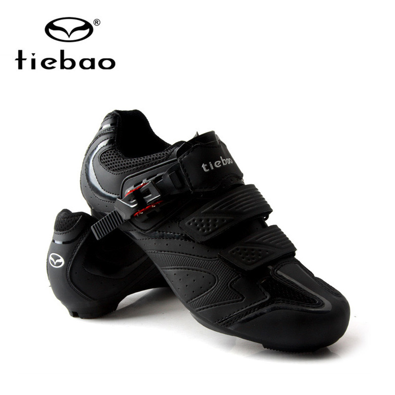Tiebao Men Women Cycling Shoes Road Bike Shoes Riding Sneakers Racing Athletic Self-Locking Bicycle Shoes Zapatillas Ciclismo 2017brand sport mesh men running shoes athletic sneakers air breath increased within zapatillas deportivas trainers couple shoes