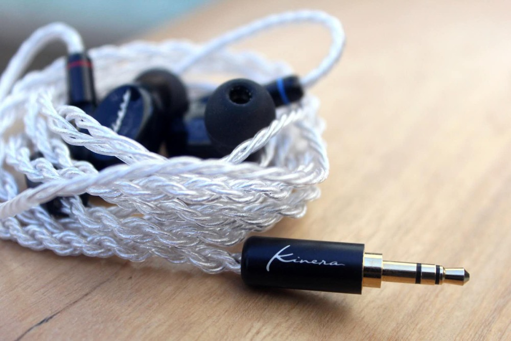 OKCSC 1BA + 1DD dynamique hybride HIFi dans l'oreille écouteurs bricolage moniteur casque 3.5mm prise 0.78mm 2Pin câble pour xiaomi Samsung Huawei - 2