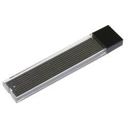 20 sztuk/pudło promocja sprzedaży plastikowy ołówek automatyczny Box 2.0mm grafitowy ołów 2B ołówek automatyczny wkład w Ołówki automatyczne od Artykuły biurowe i szkolne na