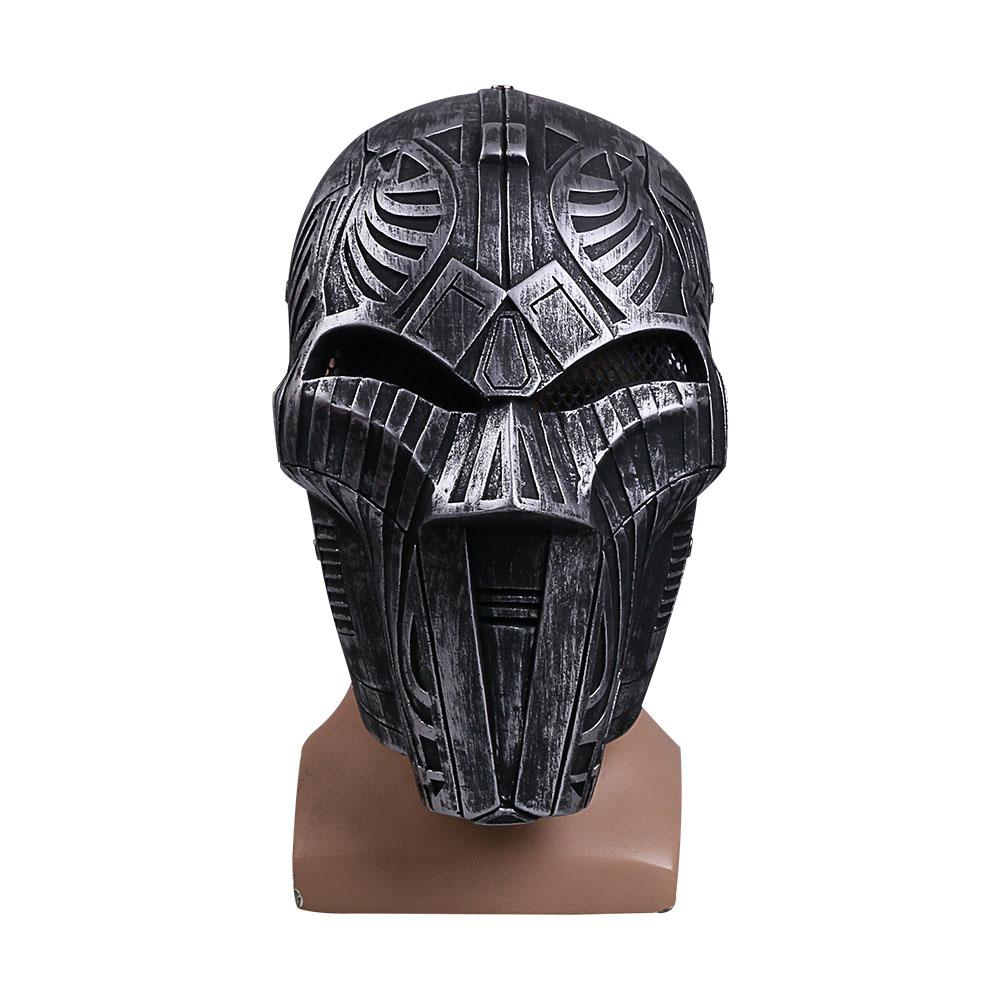 2017 Mowie Star Wars 7 The Force Awakens Mask Sith Lord Mask Cosplay Costume Resin Halloween Carnival Party