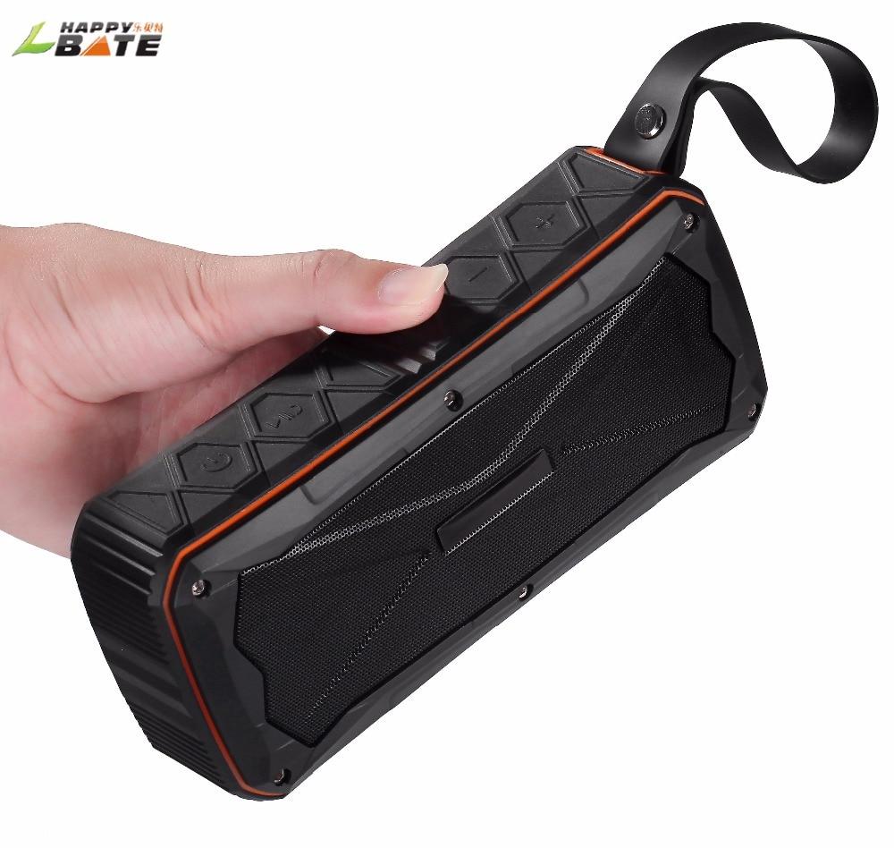 S610 haut-parleur Bluetooth sans fil haut-parleur extérieur Portable, étanche à l'eau, anti-poussière pour les activités intérieures et extérieures, puissance mobile