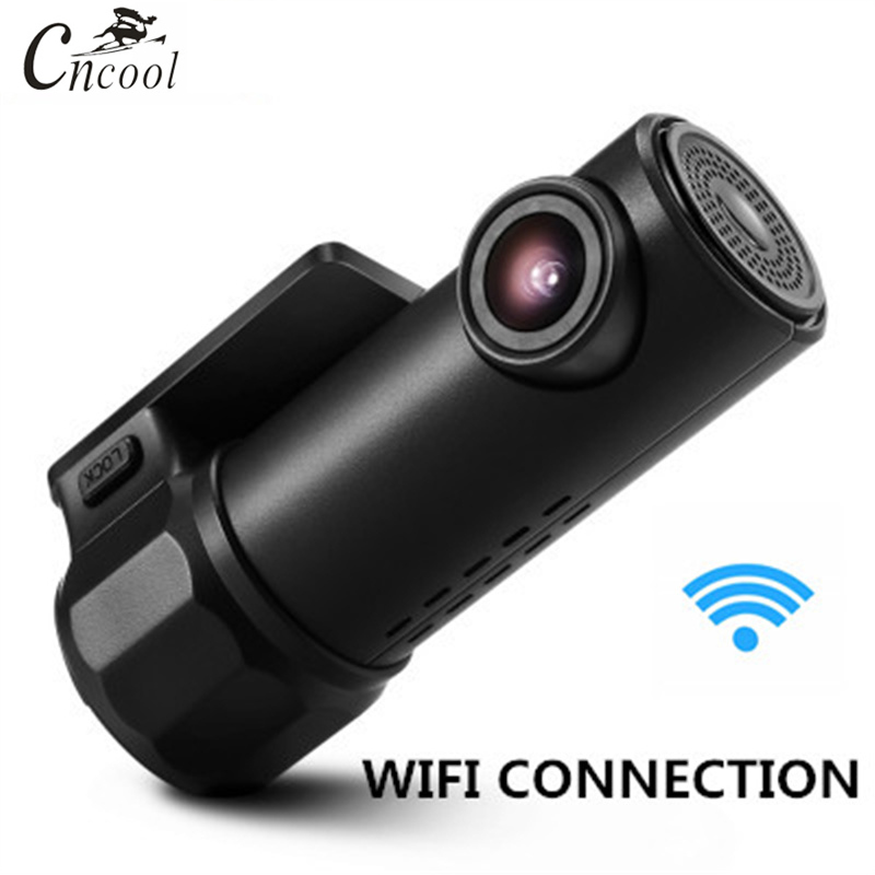 Car DVR Driving-Recorder Dash-Cam Hidden 360-Degree S600 Sensor Lens Wifi WDR 720P 1