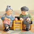 День рождения вместе старый Главная Обстановка Декор бабушки и дедушки персонаж ремесло украшения