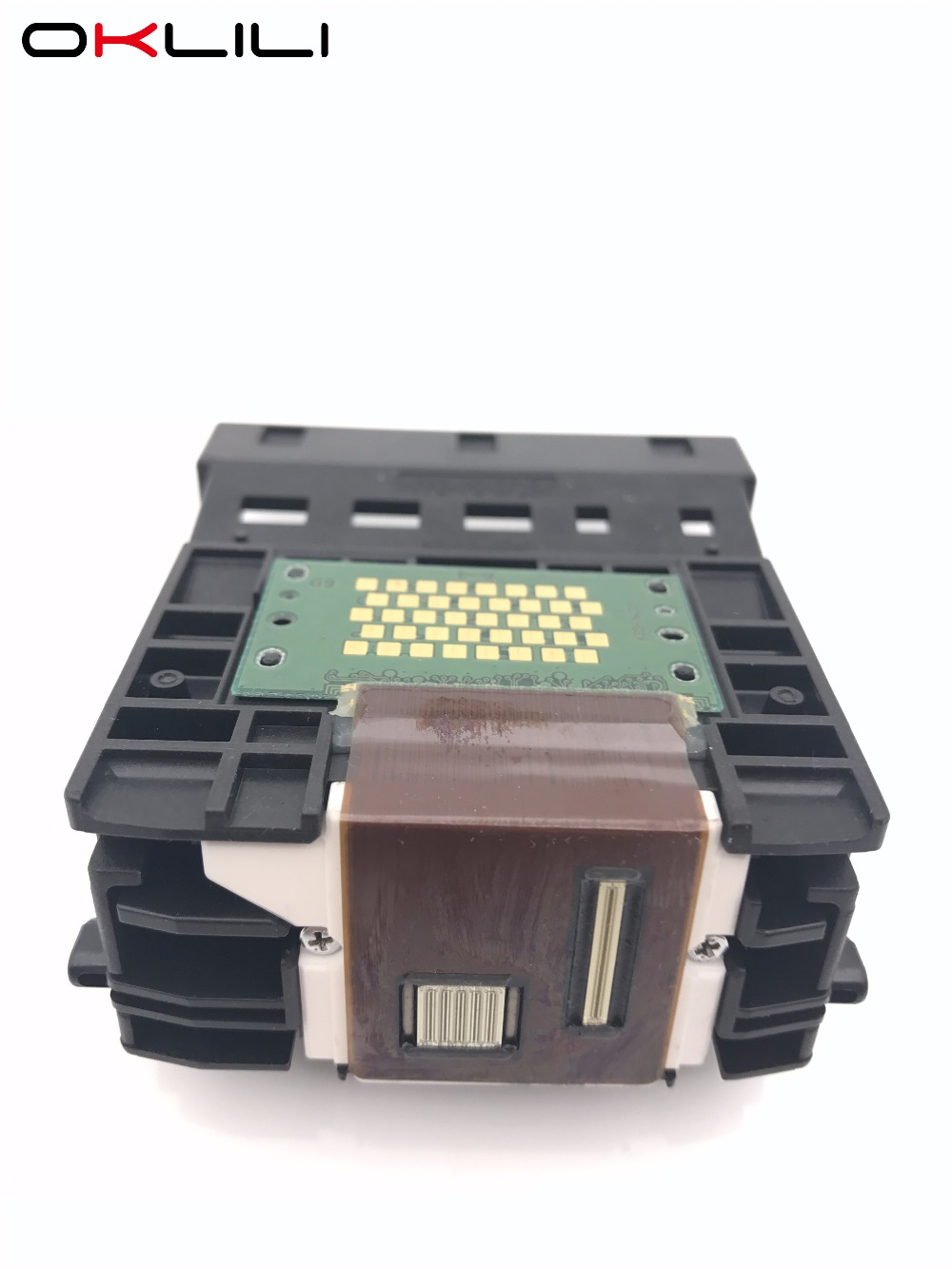 OKLILI ORIGINAL QY6-0045 QY6-0045-000 Printhead Print Head Printer Head for Canon i550 PIXUS 550i qy6 0076 printhead print head printer head for canon pixus 9900i i9900 i9950 ip8600 ip8500 ip9910 pro9000 mark ii