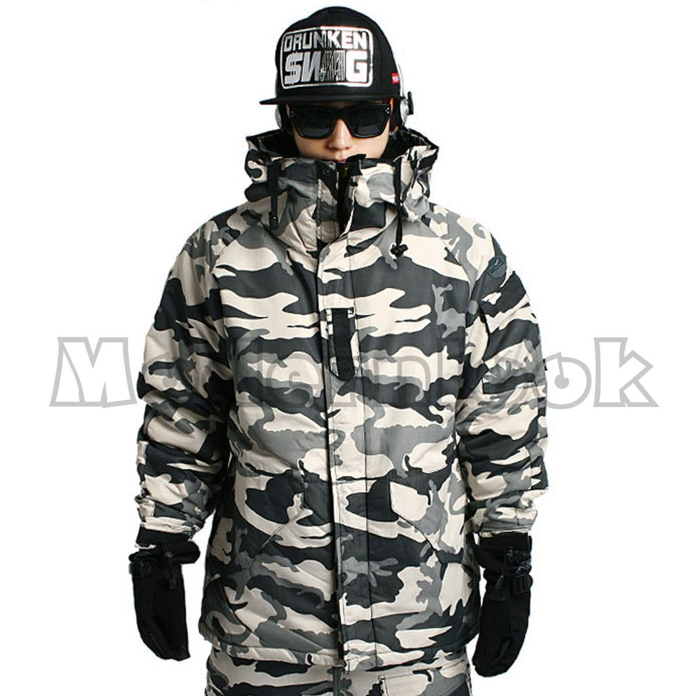 Online Get Cheap Mens White Snowboard Jacket -Aliexpress.com ...