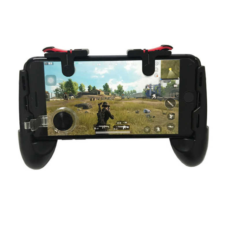 Pubg Gamepad Controller Game Controller Mobile Triggers Pubg Fire Button Gamepad Android portable game pad celular