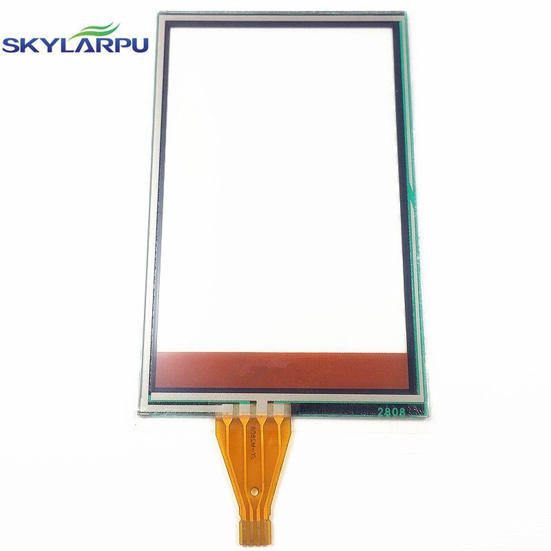 skylarpu 2.6 inch TouchScreen for Garmin Rino 655 655t Handheld GPS Touch Screen Panels Digitizer Glass Repair replacement кардиганы top secret кардиган