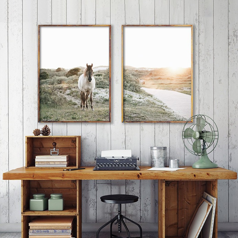 Nordic-Decoration-Home-Horse-Wall-Art-Poster-Nature-Landscape-Wall-Art-Wall-Pictures-for-Living-Room (2)