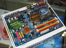 Gigabyte motherboard for ep31-ds3l p31 775 well tested working