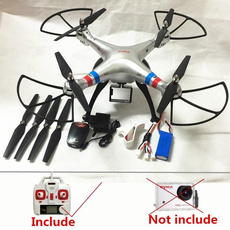Syma X8G RC Drones Drone Quadrocopter 6 Eixos Suporte Sem Câmera Profissional x8 X8 Grande RC Helicóptero vs Syma Syma Bugs 2 3