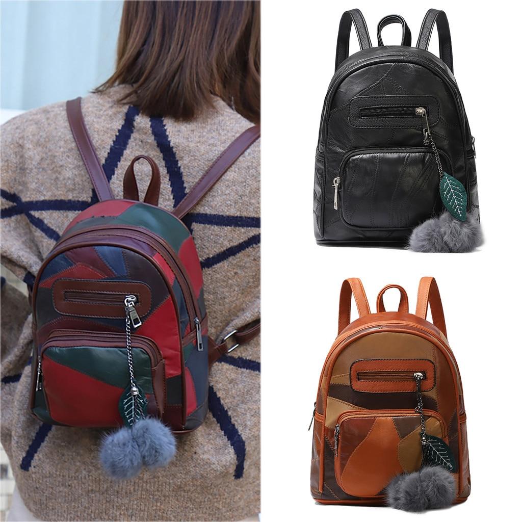 Earnest School Bags Man Backpacks Women Backpack Leisure Sport Backpack Large Capacity Laptop Bag Travel Bag Mochila 100% Original Lights & Lighting