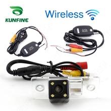 Wireless HD auto telecamera Posteriore per VW passat/Golf/Touran/Jetta/Sharan/Touareg Parcheggio assist di Visione Notturna Impermeabile