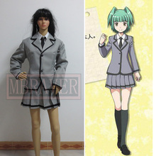 Anime Assassination Classroom Cosplay Kayano Kaede Costume Teacher s uniform Dress Clothing Suit for role playing
