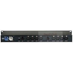 Image 3 - 2 ピース/ロットステージライトコントローラアルファ 8I DMX スプリッタ光信号増幅器スプリッタ DMX 販売代理店ステージ機器