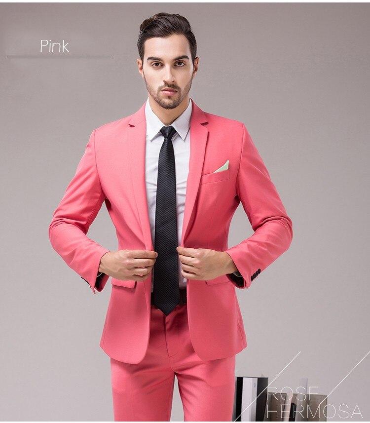 Costume Homme sur mesure hommes Costume smoking champagne smoking hommes Costume avec pantalon hommes marque de smoking vêtements néon rose costumes de mariage