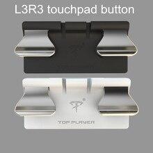 E huis L3 L3 Terug Touchpad Knop Module voor PS VITA Slim voor PSV1000 PSV2000 Synchroniseren Spel van PS3 PS4