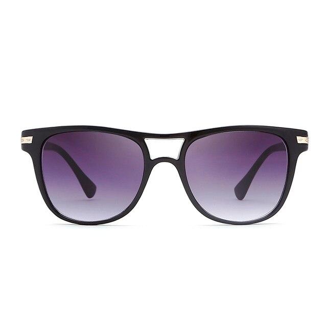 the latest 0c5bf 731e2 KDEAM Slightly Angled Cat Eye Sunglasses Women Black Oversized Sun Glasses  Female Hardware Legs With Protective Case KD58812