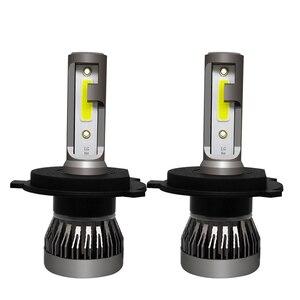 Image 2 - 2 Cái Đèn Pha Ô Tô Đèn H7 H8 H11 Bóng Đèn LED H1 H4 HB2 Đèn Pha LED 9005 HB3 9006 HB4 6000K Sương Mù 12V 6000LM Đèn LED 36W