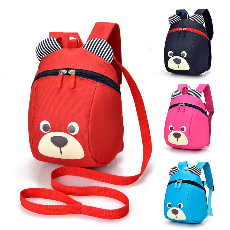Age 1-3 Toddler backpack Anti-lost kids baby bag