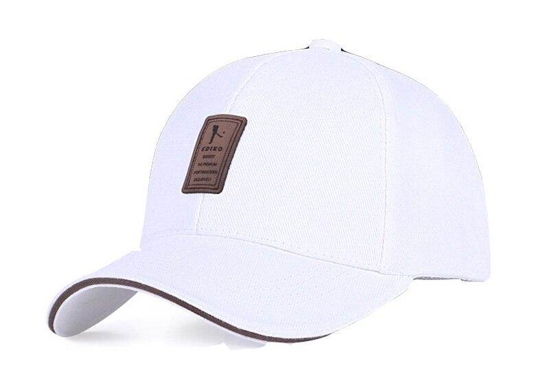 b3a7e84bfb8 2018 New sport golf wang red black white dark green cotton long visor of  sun cap adjustable female boy hats for men women-in Baseball Caps from  Apparel ...