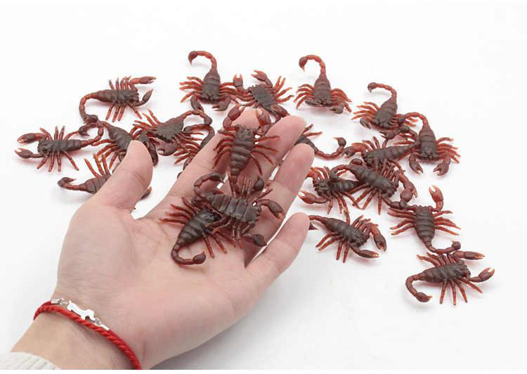 Хэллоуин трюк забавная Новинка забавные гаджеты Blague игрушка Моделирование ложных вредителей мух Фигурки игрушки мини детские подарки