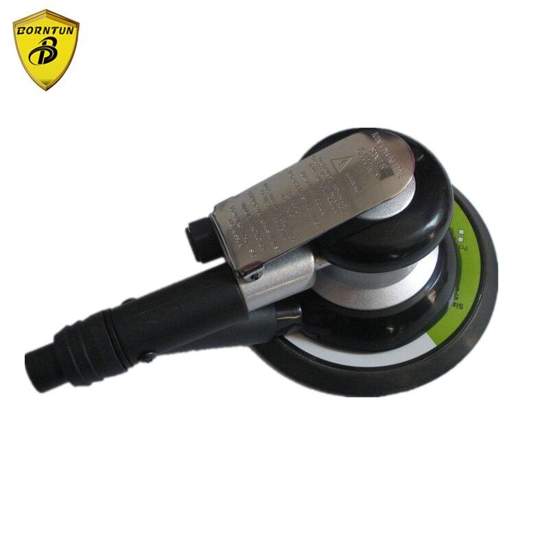 150mm polegadas de Metal Lixar Madeira Máquina De Polimento Lixadeira Lixadeira Pneumática 6