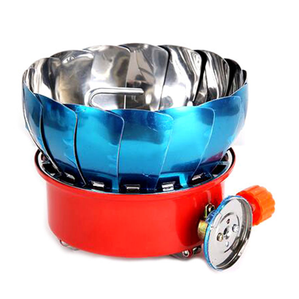 Stainless Steel Windproof Outdoor Stove Cooker Cookware