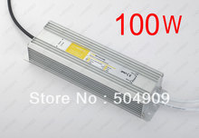 100W 8A Universal Power Supply /Transformer /Driver,90~250V AC Input,12V DC Output, Waterproof IP67, for CCTV LED Light Strips
