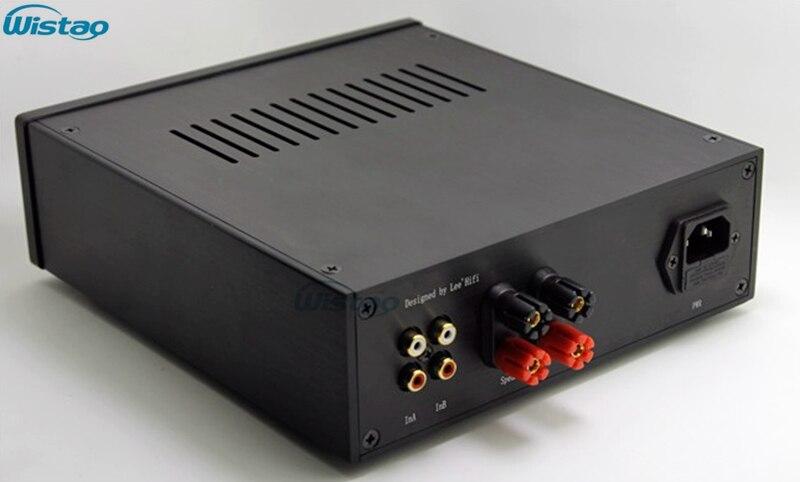 Ενισχυτής ισχύος IWISTAO HIFI Ενισχυτής 80Wx2 - Οικιακός ήχος και βίντεο - Φωτογραφία 2